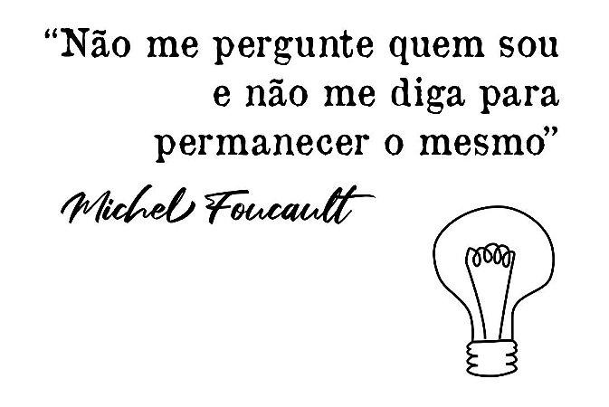 Almofadinha Foucault