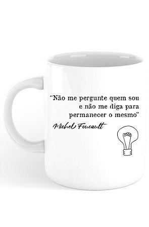 Caneca Foucault