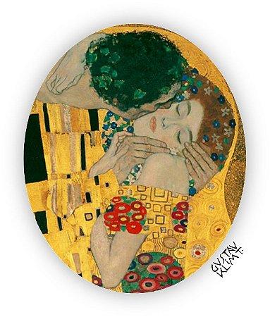 Caneca O Beijo, Klimt