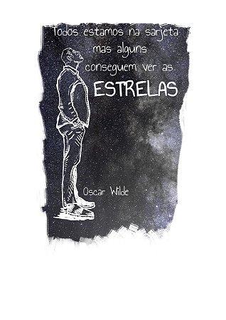 Camiseta Oscar Wilde