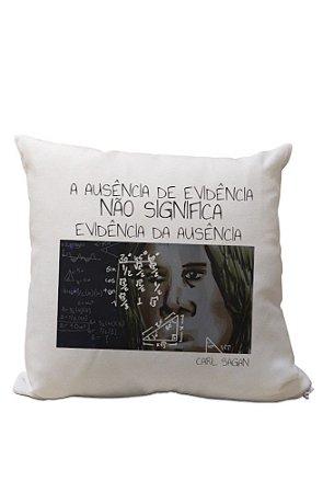 Almofadinha Carl Sagan