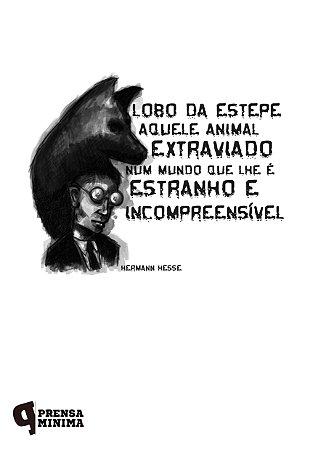 Camiseta Hermann Hesse