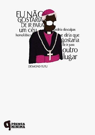 Camiseta Desmond Tutu
