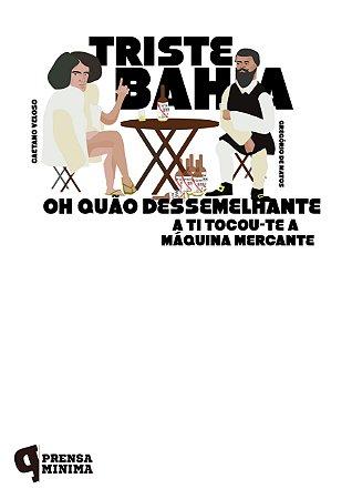 Camiseta Caetano Veloso & Gregório de Matos