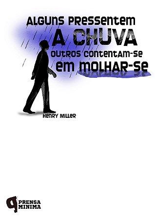 Camiseta Henry Miller