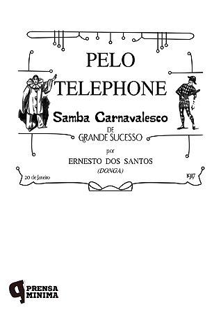 Camiseta Pelo Telephone