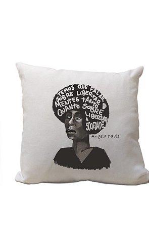 Almofadinha Angela Davis
