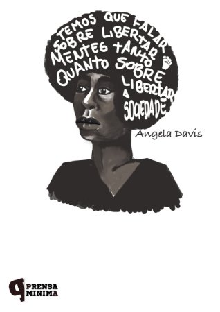 Caneca Angela Davis