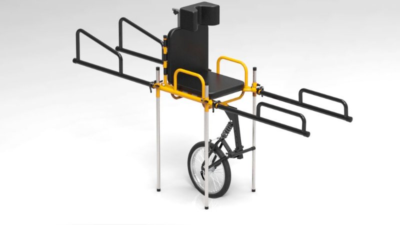 Cadeira Julietti Standard 2021 - Amarelo