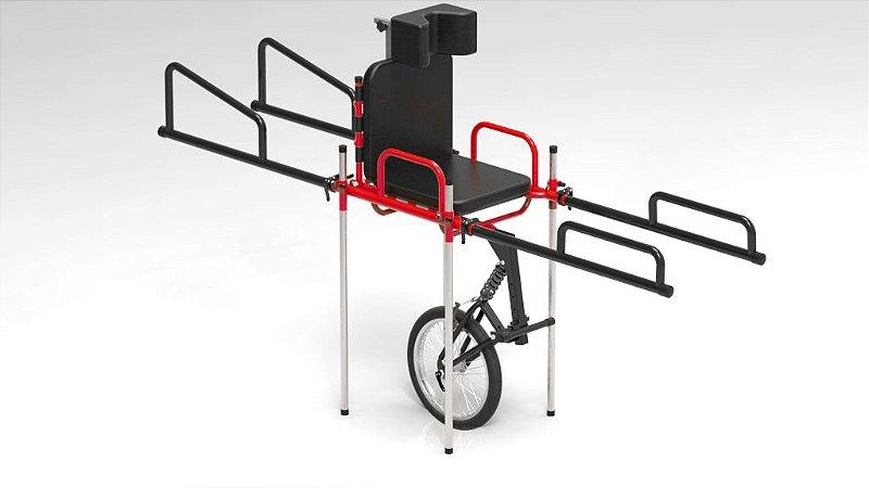 Cadeira Julietti Standard 2021 - Vermelho
