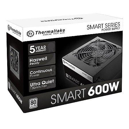 Fonte Thermaltake Smart 600W