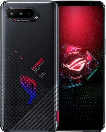 Smartphone ASUS - ROG Phone 5 - 5G - 256GB - 12GB RAM - 64MP 8K Vídeo