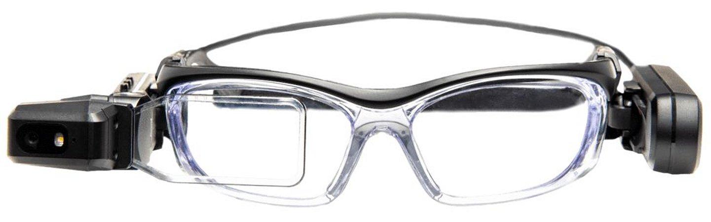 Óculos De Realidade Aumentada Vuzix M4000 AR Smart Glasses