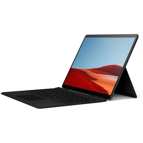 Microsoft Surface Pro X 13 - Multi-Touch - Matte Black - 512GB - 16GB RAM - 4G LTE