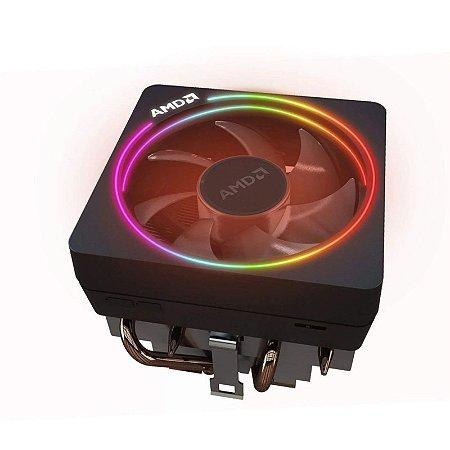 CPU Cooler AMD Wraith Prism RGB Ryzen AM4
