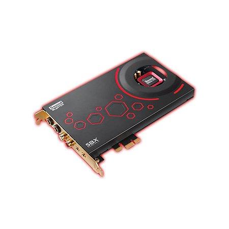 Placa De Som Creative Sound Blaster ZxR
