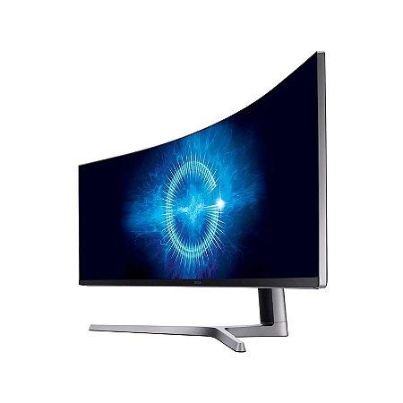 Monitor Samsung C49HG90 49 Polegadas QLED Curved HDR AMD FreeSync 2