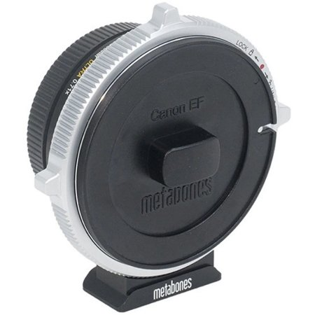 Filtro Metabones Canon EF Lens to Sony E Mount T CINE Speed Booster ULTRA 0.71x (Fifth Generation)