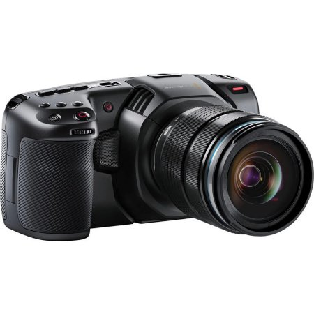 Câmera Blackmagic Design Pocket Cinema Camera 4K (Corpo/Soquete EF)