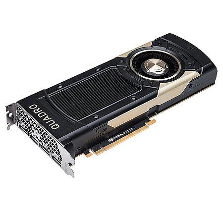 Placa De Vídeo NVIDIA Quadro GV100 32GB HBM2