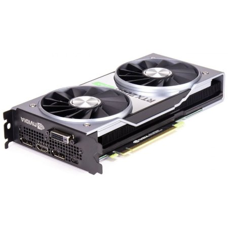 Placa de Vídeo NVIDIA GeForce RTX 2060 - Super 8GB - Founders Edition