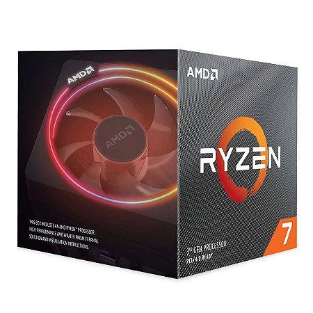 Processador AMD Ryzen 7 3700X - 3rd Gen - 8-Core 3.6 GHz