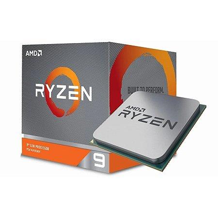 Processador AMD Ryzen 9 3900X - 3rd Gen - 12-Core 3.8 GHz