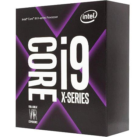 Processador Intel Core i9-9820X - 9ª Geração - X Series