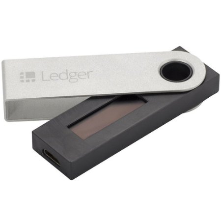 Carteira Digital Criptomoedas Ledger Nano S