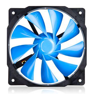 Fan 120MM Xigmatek XOF Colorful Blue S/ LED