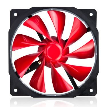 Fan 120MM Xigmatek XOF Colorful Red S/ LED