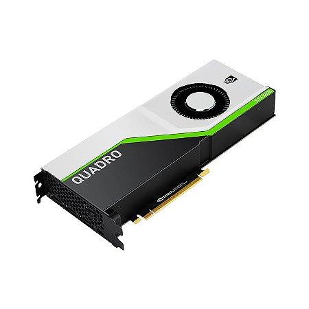 Placa De Vídeo NVIDIA Quadro RTX 8000 48GB GDDR6