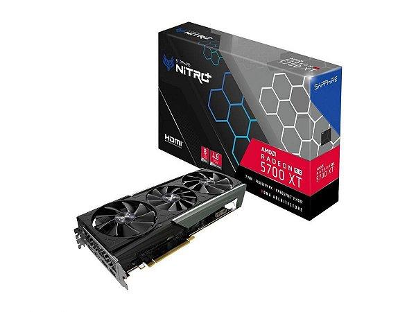 Placa De Vídeo AMD Sapphire Nitro+ RX 5700 XT 8GB