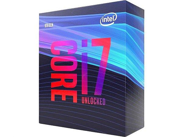Processador Intel Core i7 9700K LGA1151