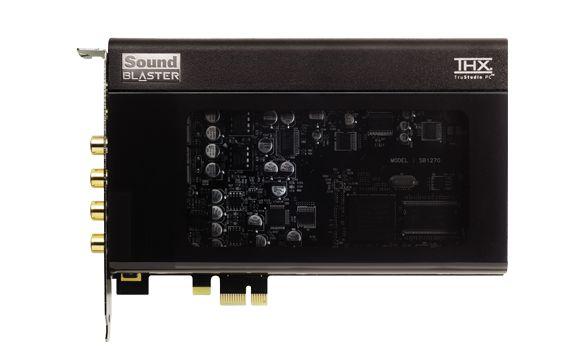 Placa De Som Sound Blaster X-Fi Titanium HD (OPEN BOX/USED)