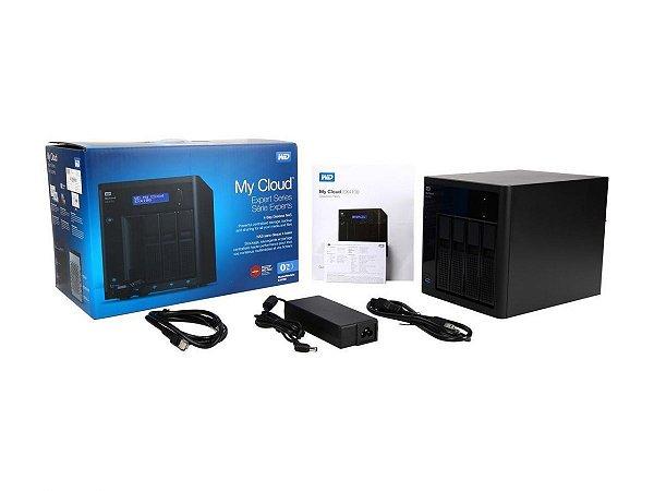 WD My Cloud EX4100 Expert 64TB + 4 X Seagate Exos 16TB Enterprise Sata 6.0GBp/s 256MB