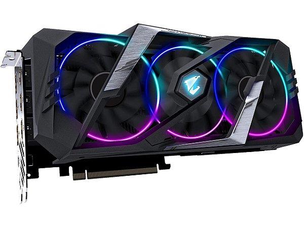 Placa De Vídeo Gigabyte RTX 2070 Super 8GB Aorus - OEM Sem Caixa