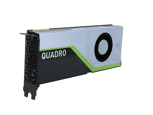 Placa De Vídeo NVIDIA Quadro RTX 5000 16GB GDDR6