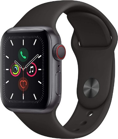 Smartwatch Apple Watch Series 5 Space Gray 4G+GPS