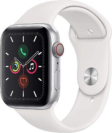 Smartwatch Apple Watch Series 5 Silver 4G+GPS