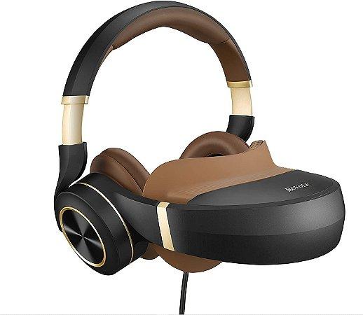 Óculos De Realidade Virtual Royole Moon 3D Mobile Theater Headset (Black)