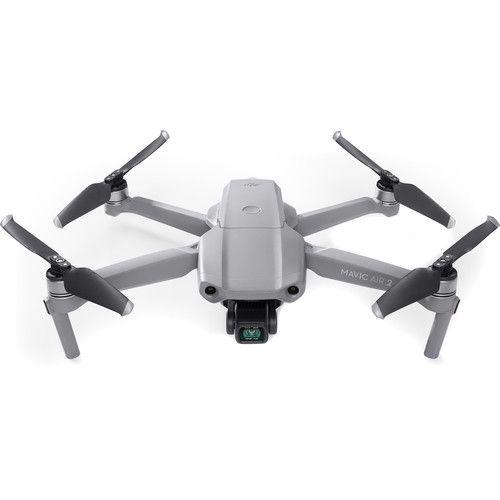 Drone com Câmera 48MP Mavic Air 2 - Dji - Fly More Combo