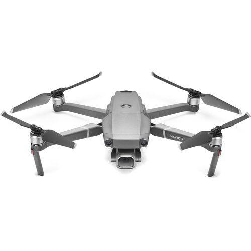 Drone com Câmera 20MP Mavic 2 Pro - Dji - Fly More Combo