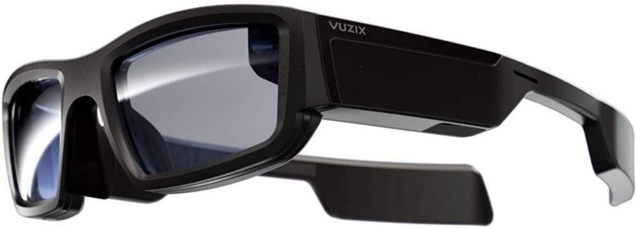 Óculos De Realidade Aumentada Vuzix Blade AR Smart Glasses