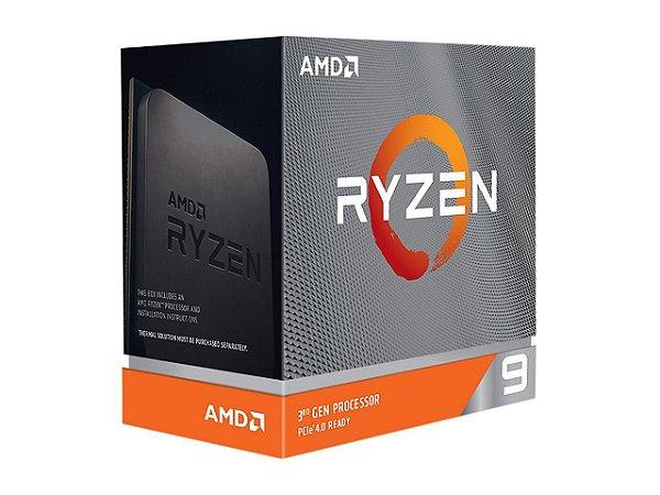 Processador AMD Ryzen 9 3900XT - 3rd Gen - 12-Core 3.8 GHz