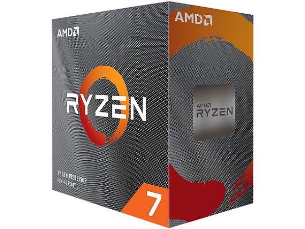 Processador AMD Ryzen 7 3800XT - 3rd Gen - 8-Core 3.9 GHz