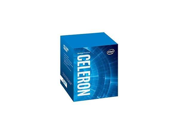Processador Intel Celeron G3930 Kaby Lake LGA1151 (OPEN BOX/USED)