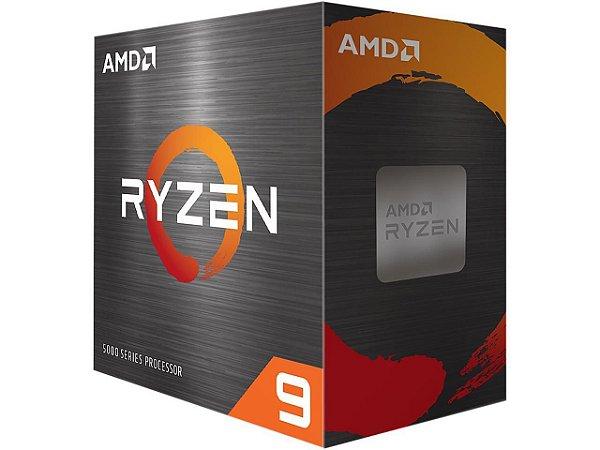 Processador AMD Ryzen 9 5950X - 4rd Gen - 16-Core 3.4 GHz