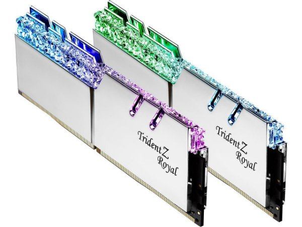 Memória RAM G.Skill Trident Z Royal Series RGB 2x16GB 4000Mhz