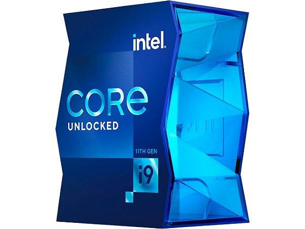 Processador Intel Core i9-11900K - 11ª Geração - LGA1200